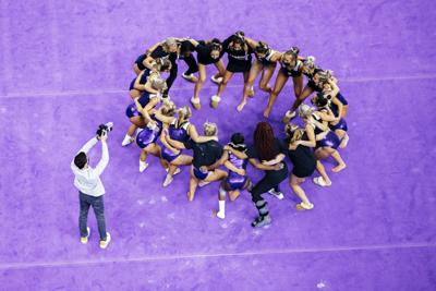 LSU gymnastics drops emotional meet to Florida: 'This is not failure'