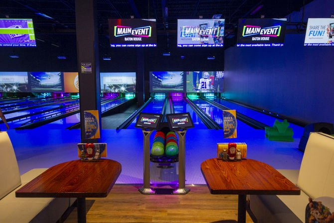 Main Event Entertainment opens in Baton Rouge | News