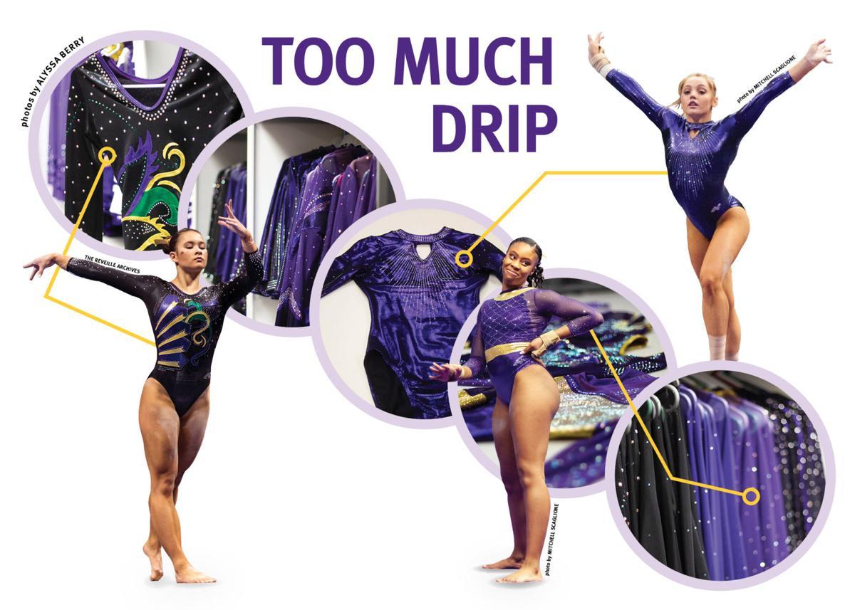 f24d9f97d An inside look at how LSU gymnastics designs its leotards | The ...