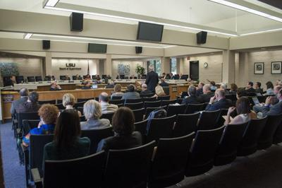 9/18/15 LSU Board of Supervisors