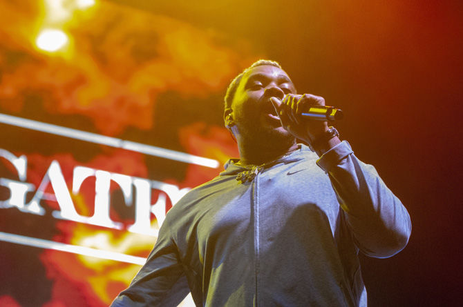 Groovin' 2019: Kevin Gates hypes crowd in BR homecoming