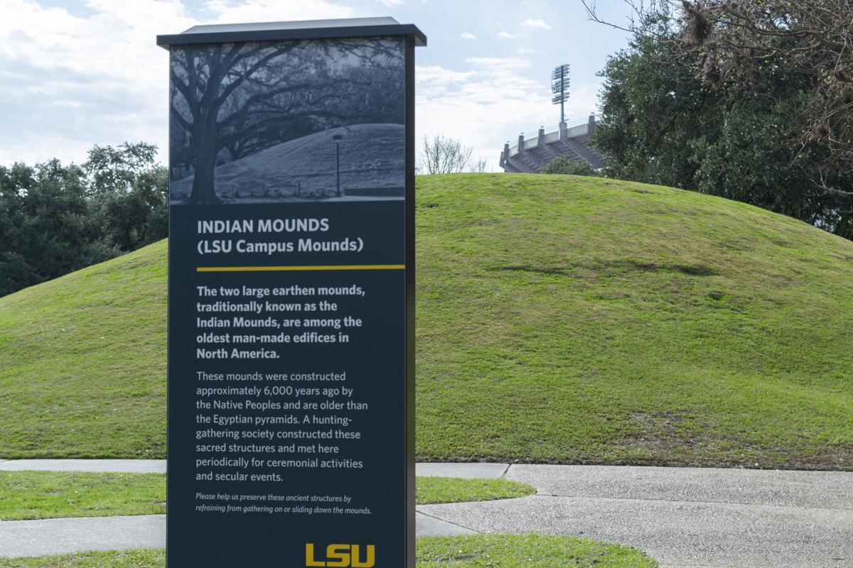 Indian Mounds