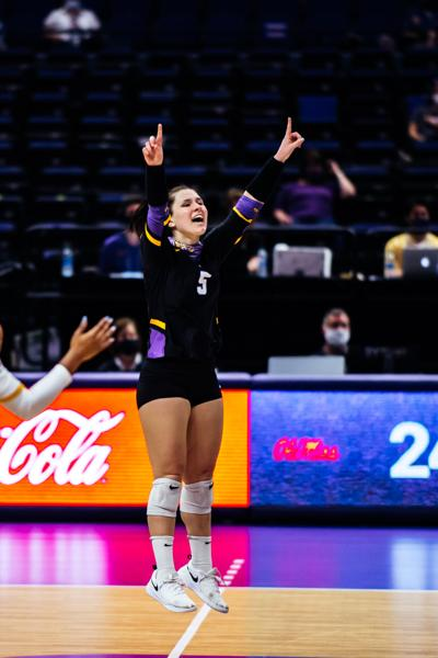 Volleyball vs. Ole Miss