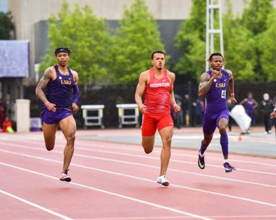 PHOTOS: LSU track and field competes in Boots Garland Invitational