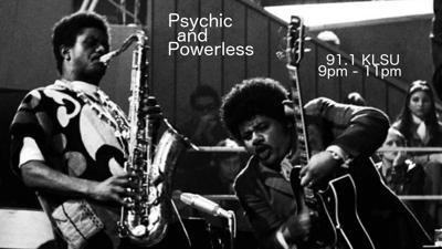 Psychic and Powerless 10/14/20