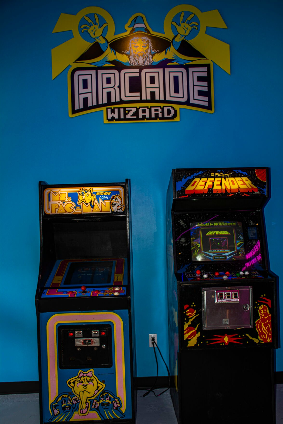 Arcades in BR