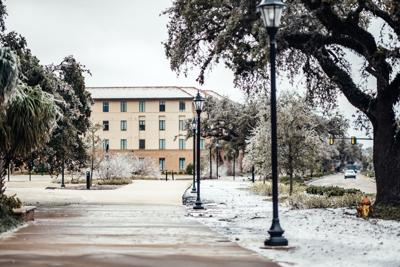 LSU on Ice