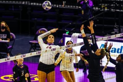 LSU Volleyball vs. Mississippi State