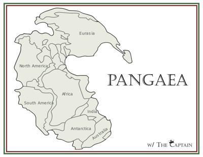 Pangaea 1/25/2020