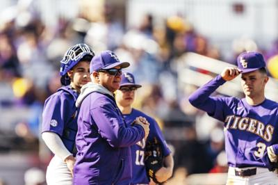 LSU Baseball vs. Indiana
