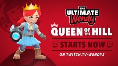 Wendy's twitch tournament