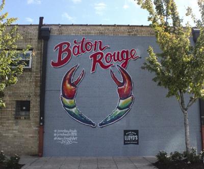 PHOTOS: Murals around Baton Rouge