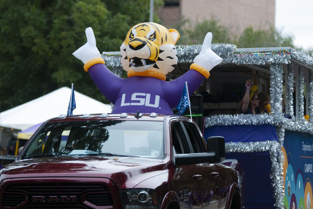 LSU Homecoming Parade 2019