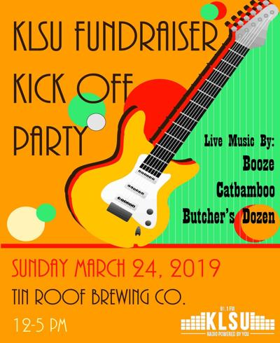 KLSU Fundraiser Kick Off Party