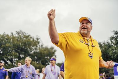 LSU National Championship Parade