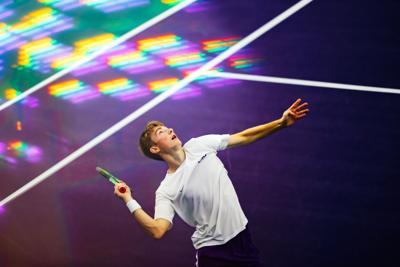 Men's Tennis vs. Alcorn State