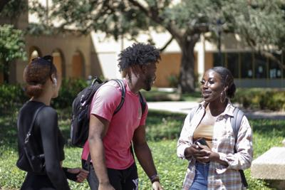 PHOTOS: Getting a glimpse into campus life at LSU