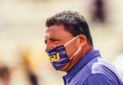 'We want to play Alabama': Amid chaotic pandemic-fueled season, LSU football forges ahead