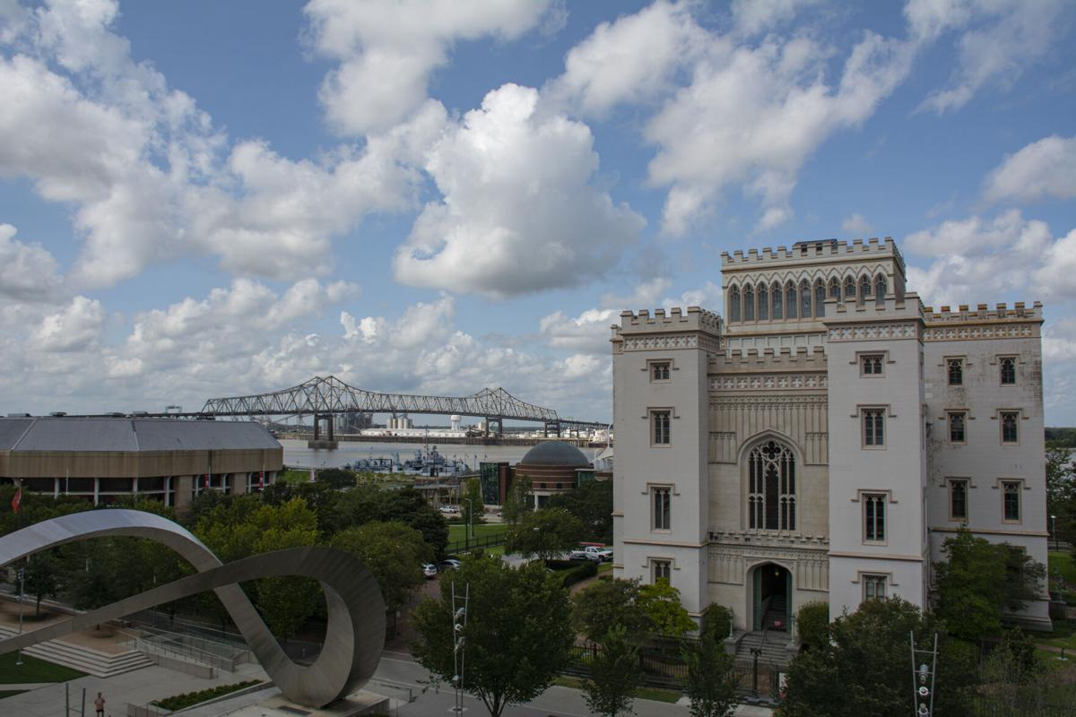 Downtown Baton Rouge Library