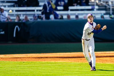 New Orleans native Will Hellmers always knew he'd be a Tiger