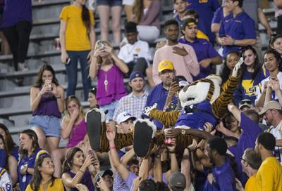 10-15-16 LSU Football vs Southern Miss
