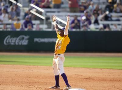 PHOTOS: LSU baseball defeats Mississippi State