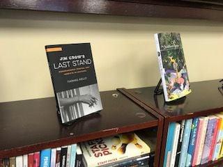 LSU Press Office published books 2