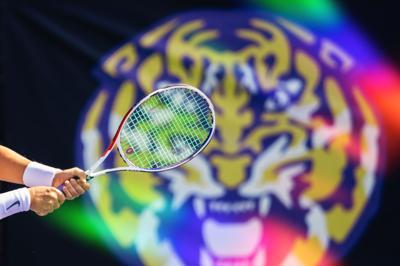 PHOTOS: LSU Men's Tennis hosts Olivier Borsos Invitational