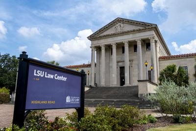 The LSU Law Center