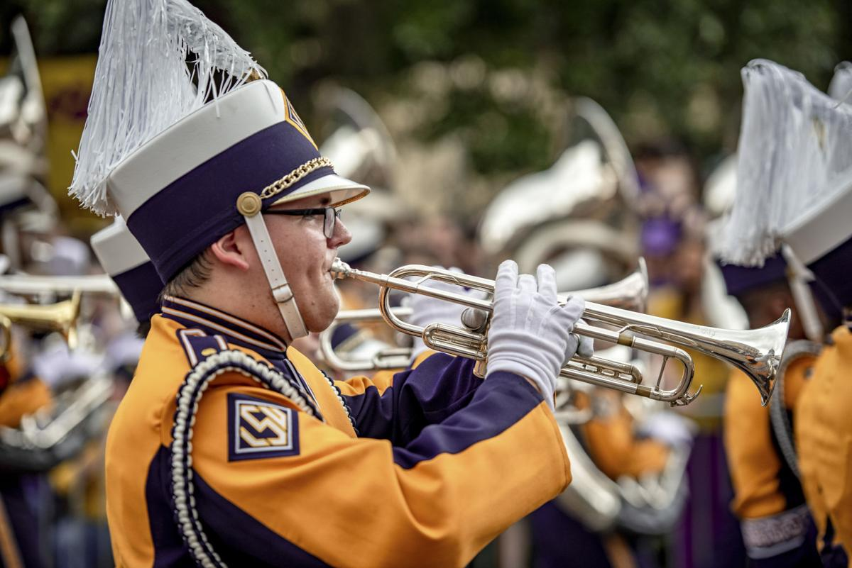LSU National Championship Parade