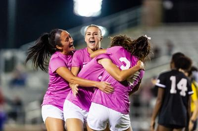 PHOTOS: LSU Soccer ties Mississippi State