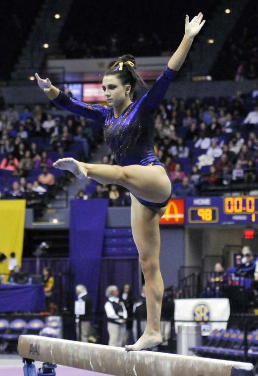 Gymnastics defeats Georgia in dramatic fashion | Sports ...
