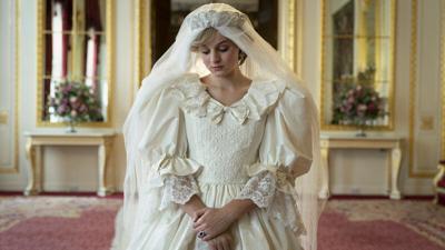 The Crown S4 princess Diana