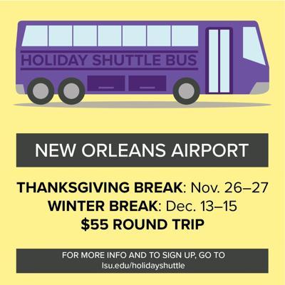 Holiday Transportation Service