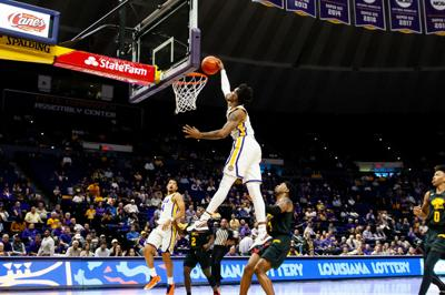 PHOTOS: LSU men's basketball defeats UMBC