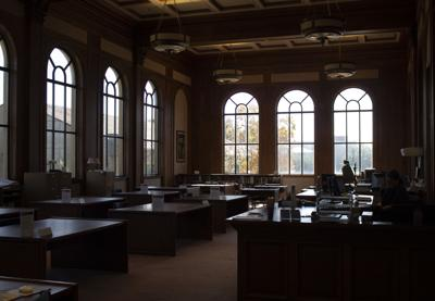 Hill Memorial Library 11.26.19