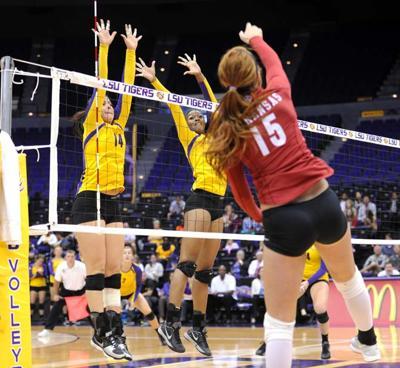 Volleyball: Team hosts No  5 Florida after balanced win