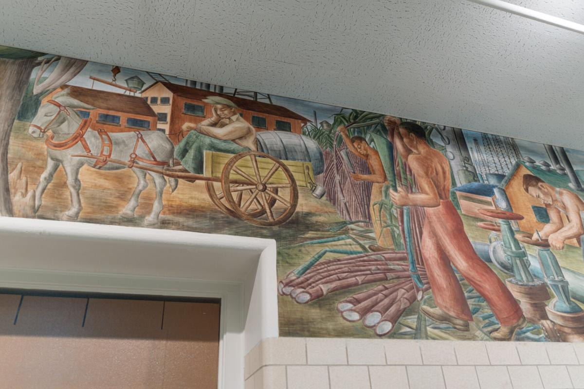 Allen Hall Art