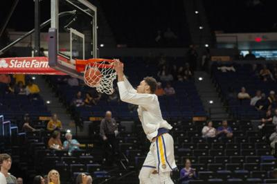 PHOTOS: LSU men's basketball defeats Mizzou