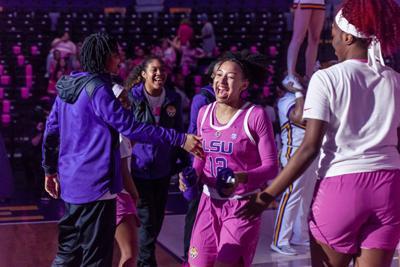 PHOTOS: LSU Womens Hoops vs Florida