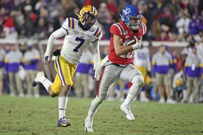 LSU Mississippi Football