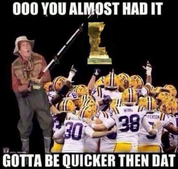 Mike S Memes Top 12 Lsu Memes To Brighten Your Day And Your Spirits Entertainment Lsureveille Com