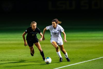 PHOTOS: LSU soccer falls to Vanderbilt
