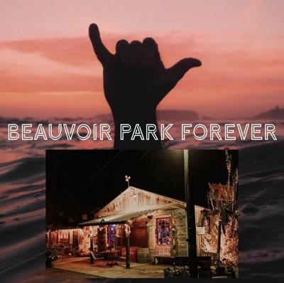 Image accompanying the Instagram post announcing Beauvoir Park's temporary closure