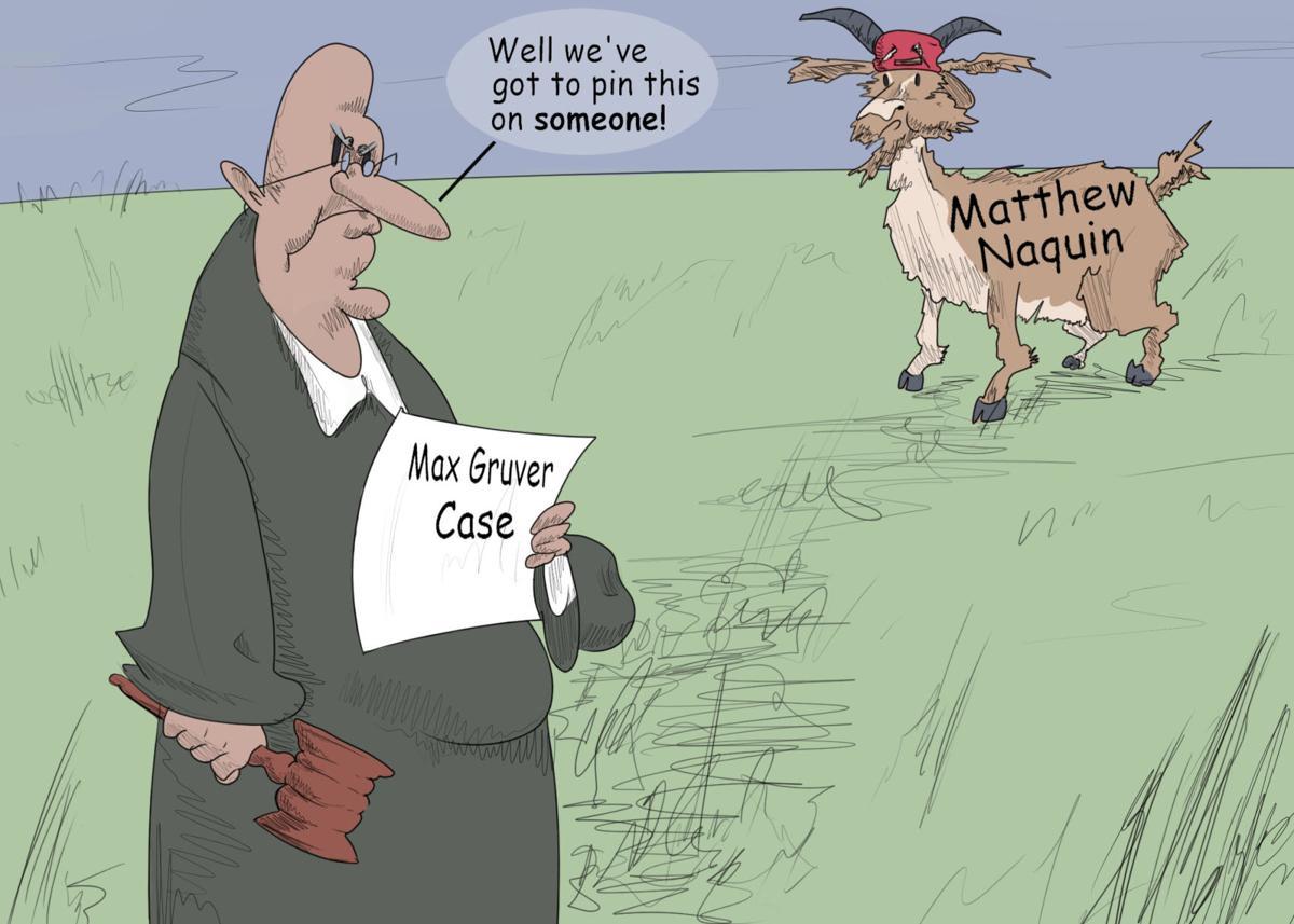 Naquin Cartoon