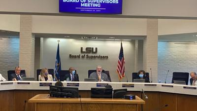 Board of Supervisors, Faculty Council