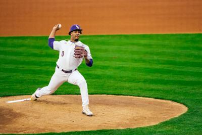 LSU baseball media day