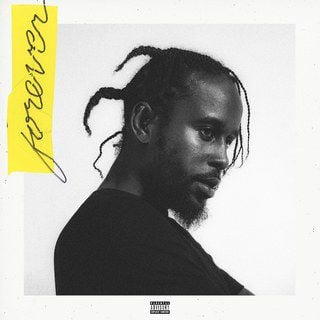 """Forever"" by Popcaan Album Art"