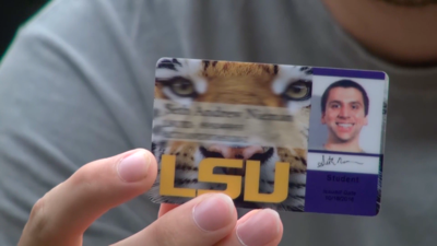 New Tiger Card can be used as voter ID in Louisiana