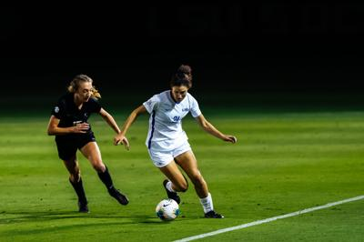 LSU Soccer advances to quarterfinals of SEC Tournament after overtime win over Ole Miss